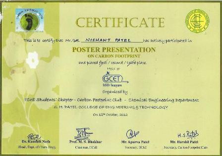 M  Sc  Polymer Science Technology